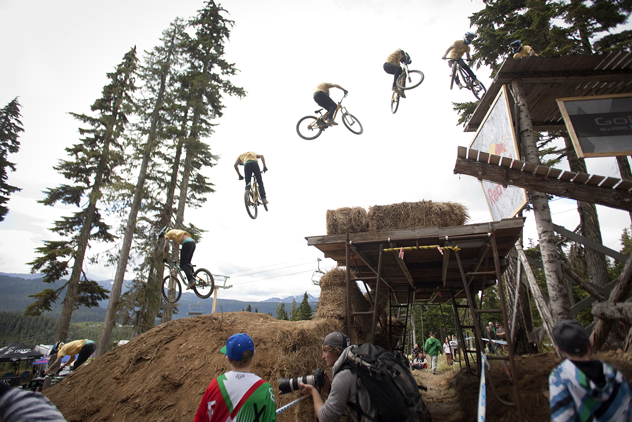 Geoff Gulevich - Mt. Washington, BC.