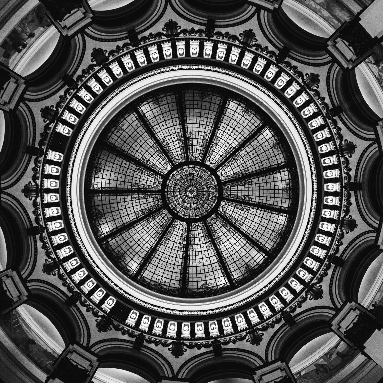 Cleveland Trust Company Building Rotunda, Cleveland, USA