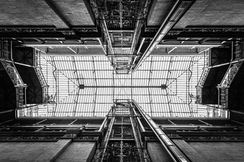 Bradbury Building, Los Angeles, USA