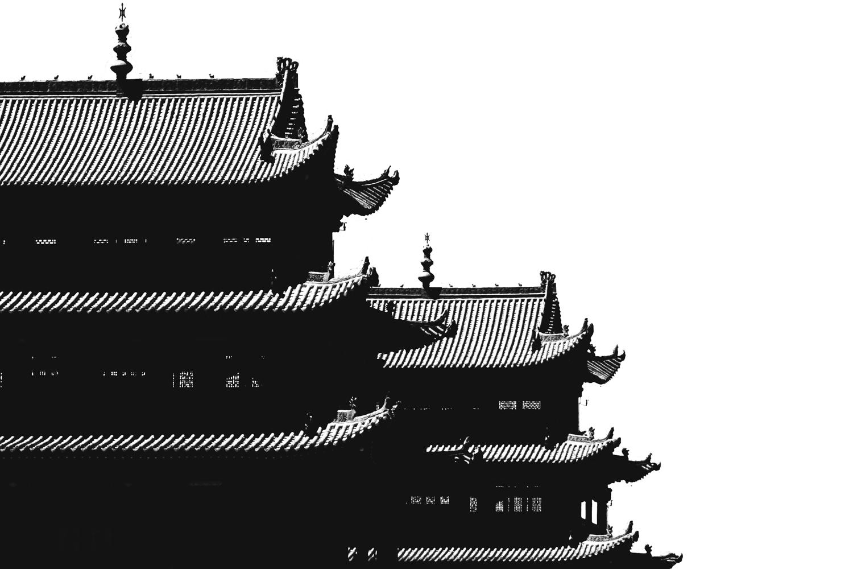 Gate Towers of Jiayu Pass, Jiayuguan, China