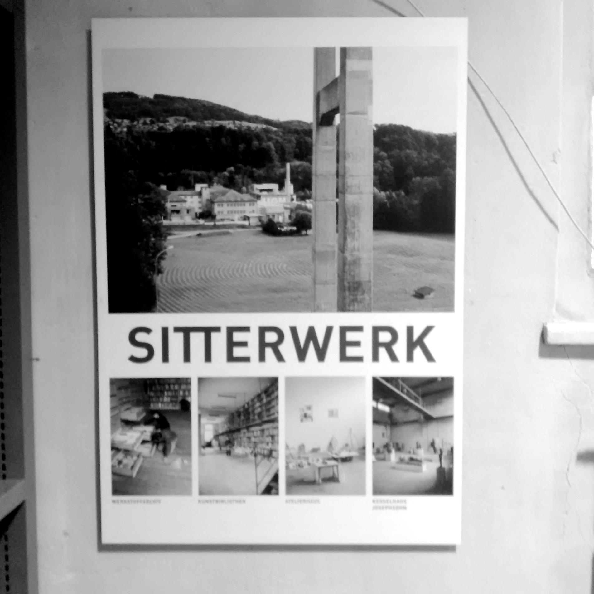 Sitterwerk St Gallen