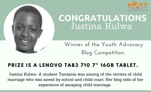 Click here to read the blog by Justina Kwala