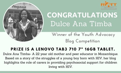 Click here to read to blog by Dulce Ana Timba