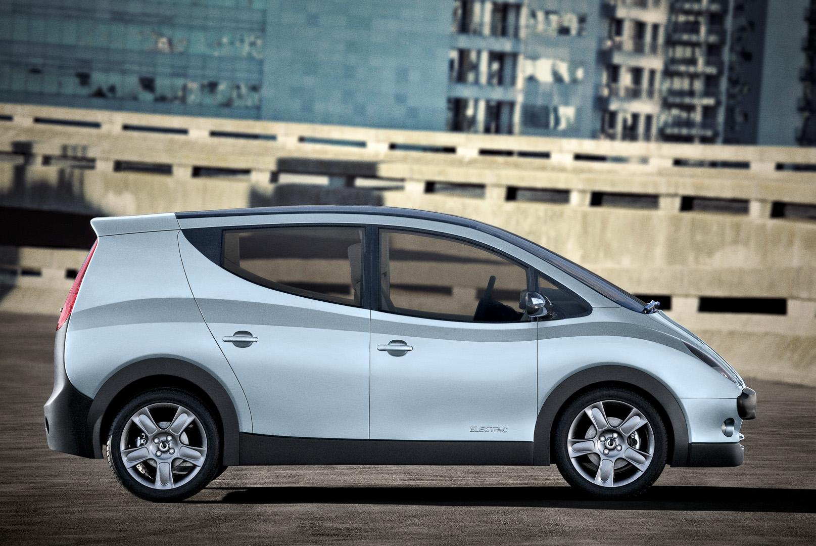 Joule Electric Car - Optimal Energy