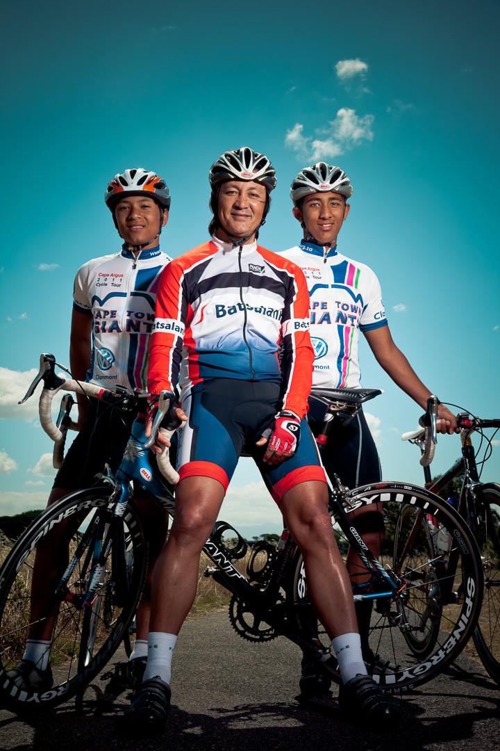 Cyclist clan