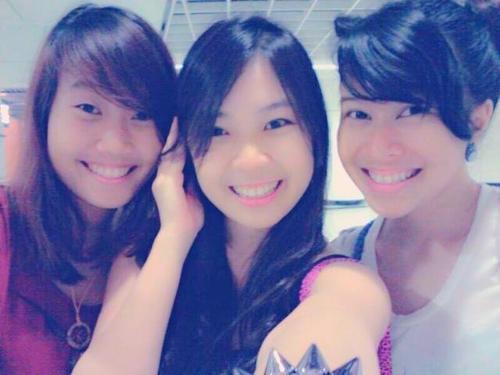 With Jing & Pau! ♡