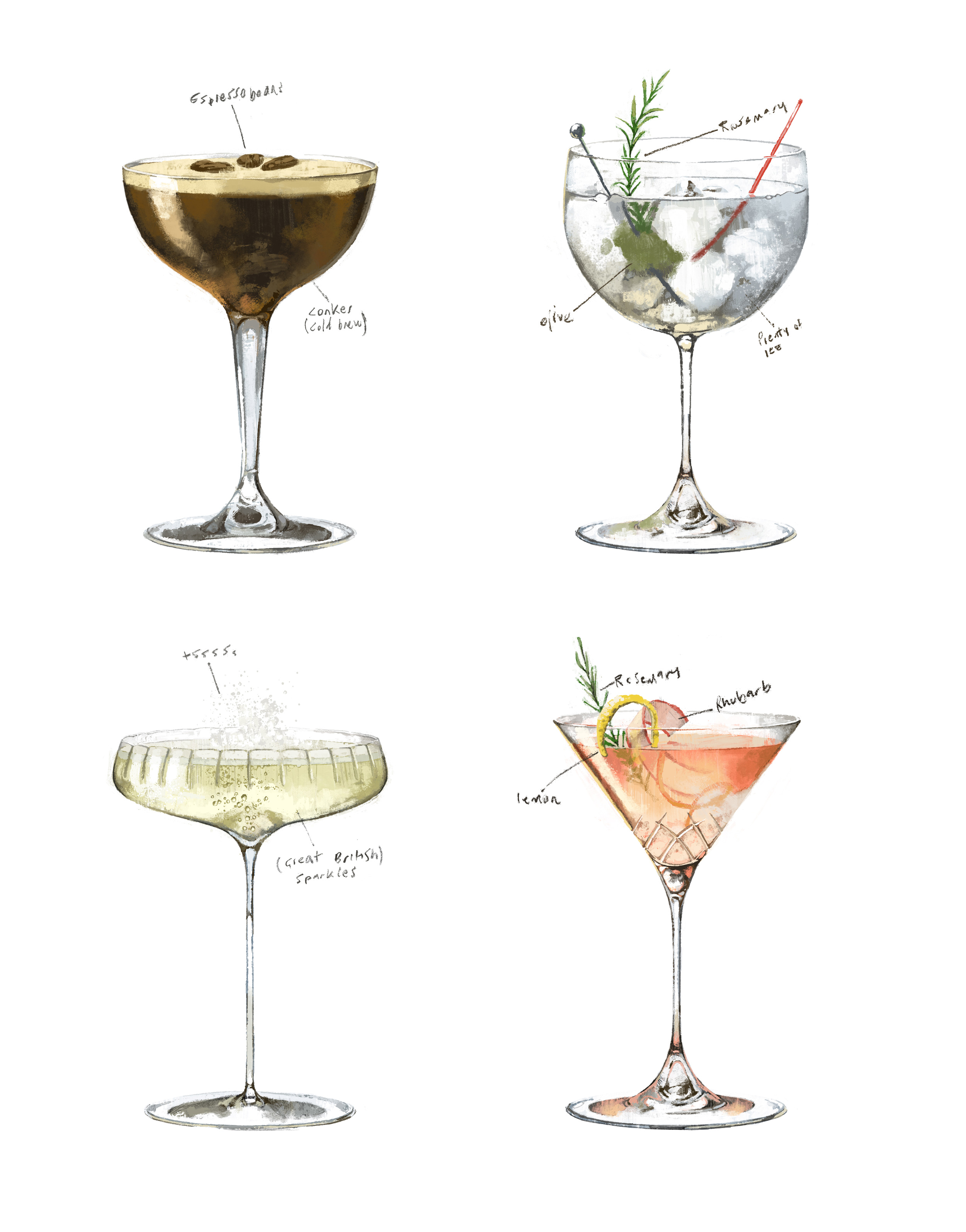 10 Drinking Rules Of The Summer for The Telegraph by Marc Aspinall