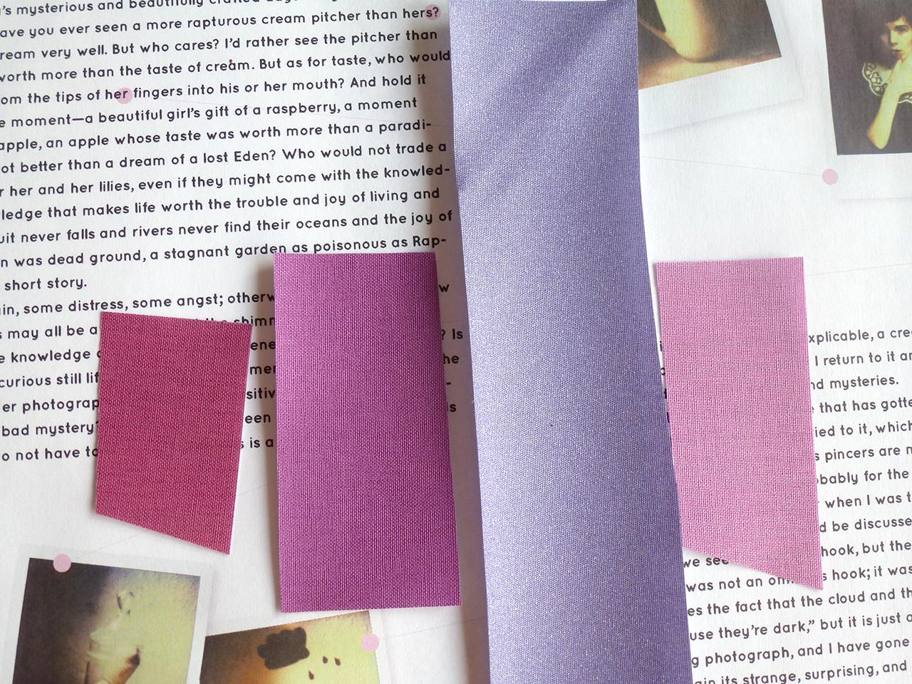 Gestaltungsprozess Buchausstattung