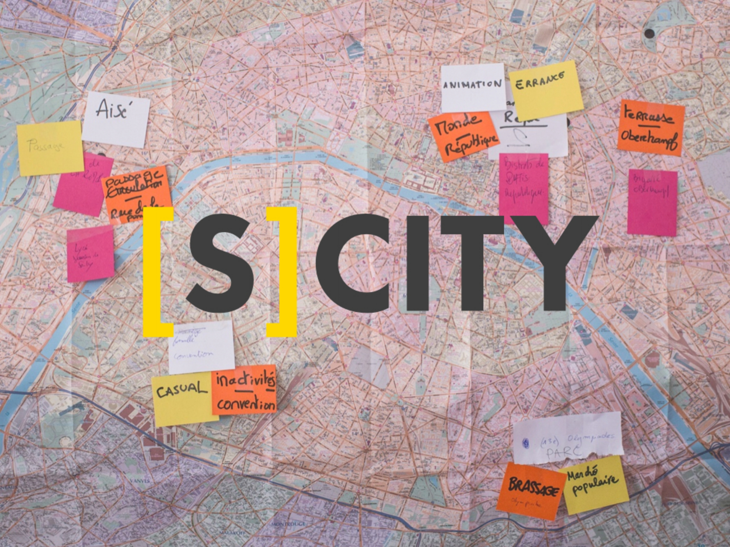 [S]CITY  Exploring the link between cognitive sciences and urbanism