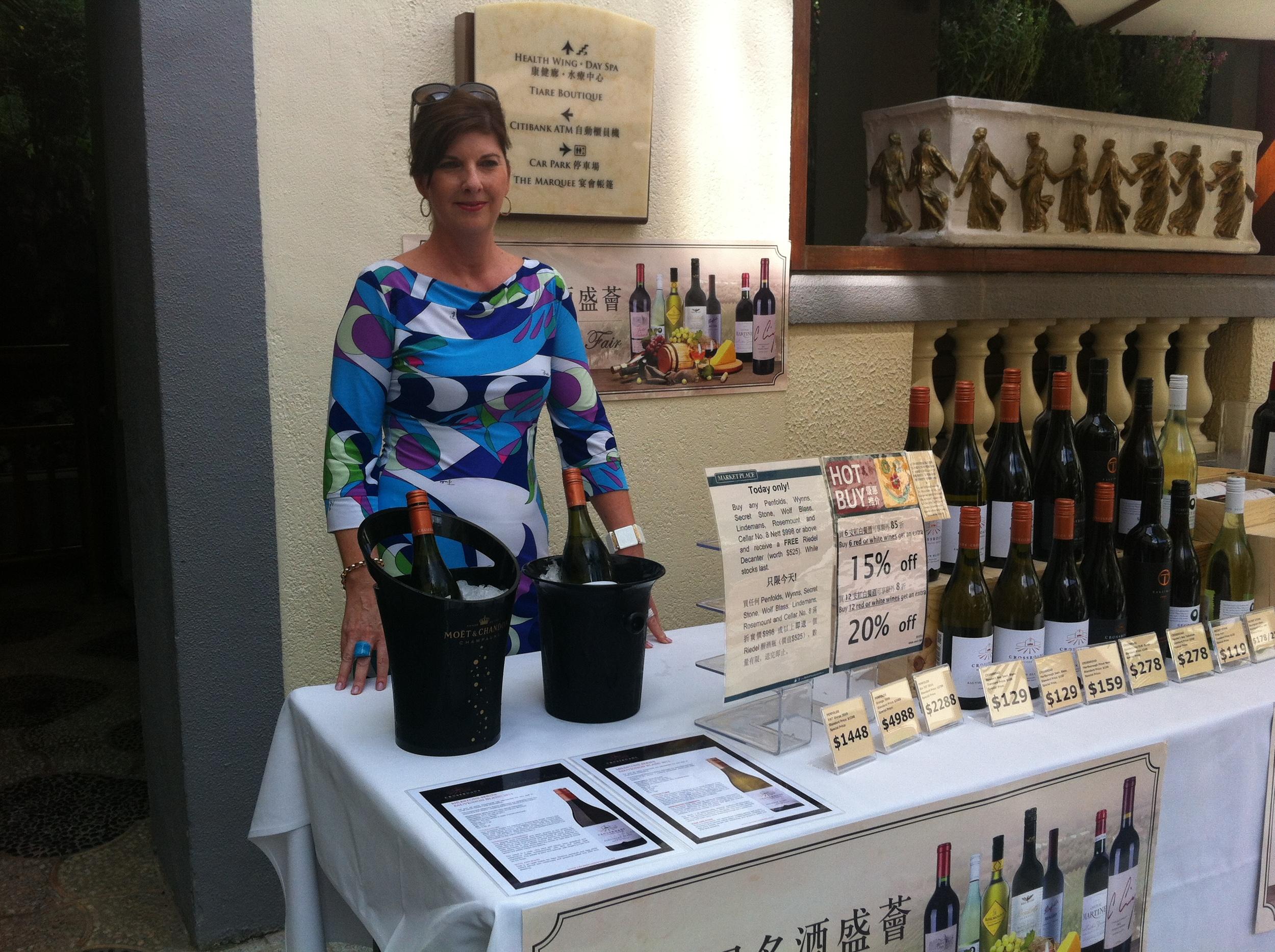 NZ Promotion - Market Place by Jasons, Repulse Bay - July 2014