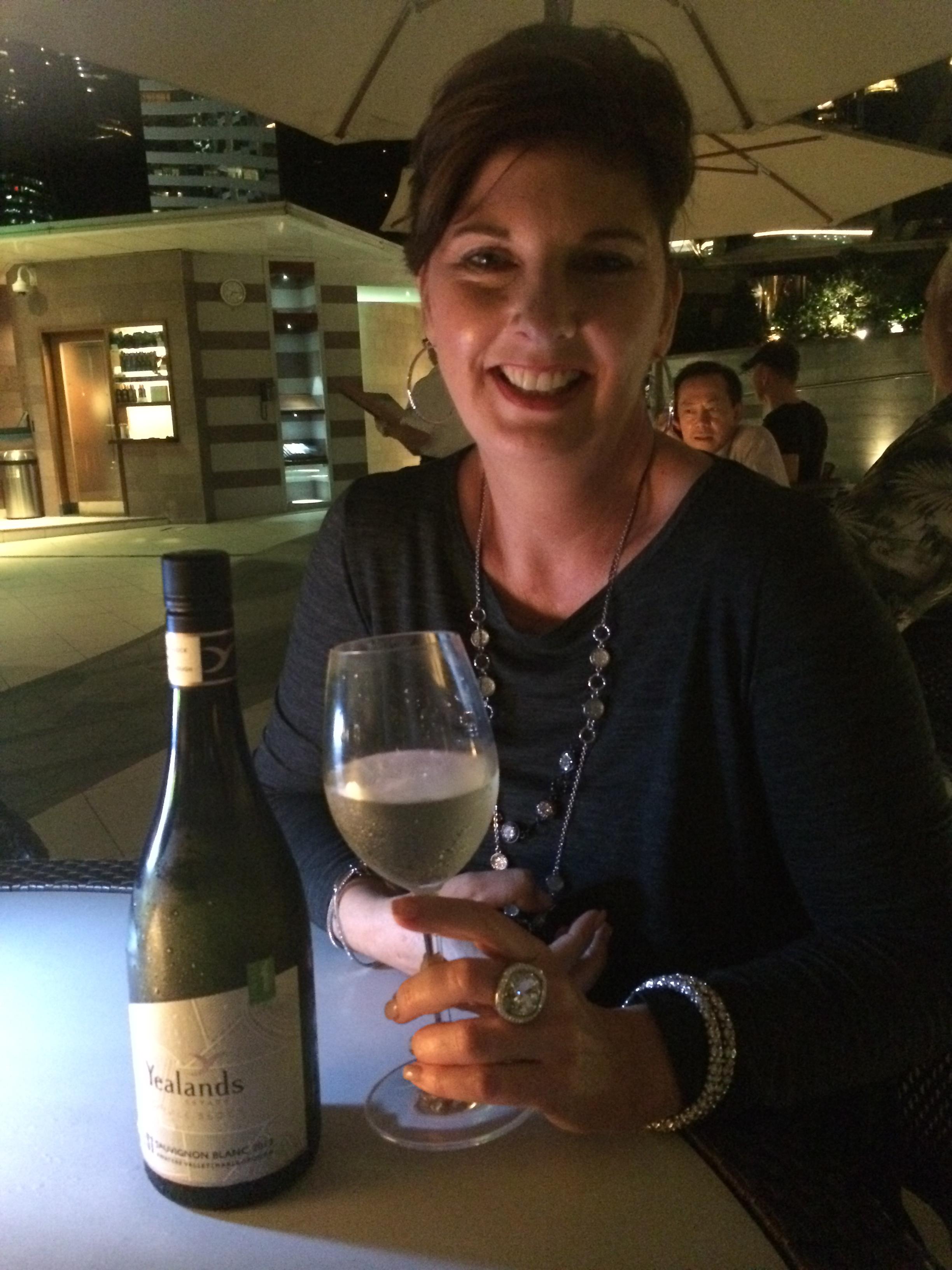 Yealands Estate Wine Promotion - JW Marriott HK - November 2014