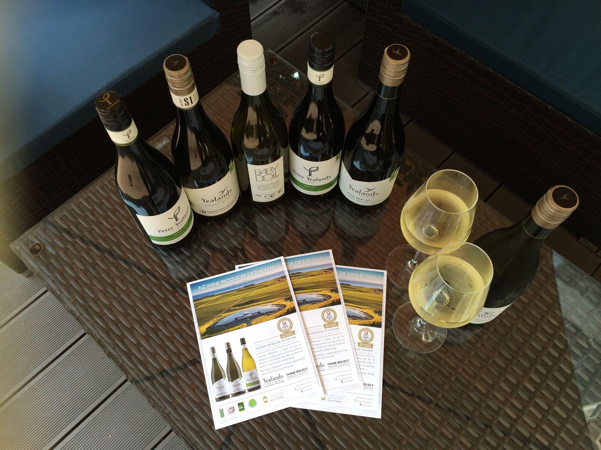 Peter Yealands/Yealands Estate Award Winning Wines