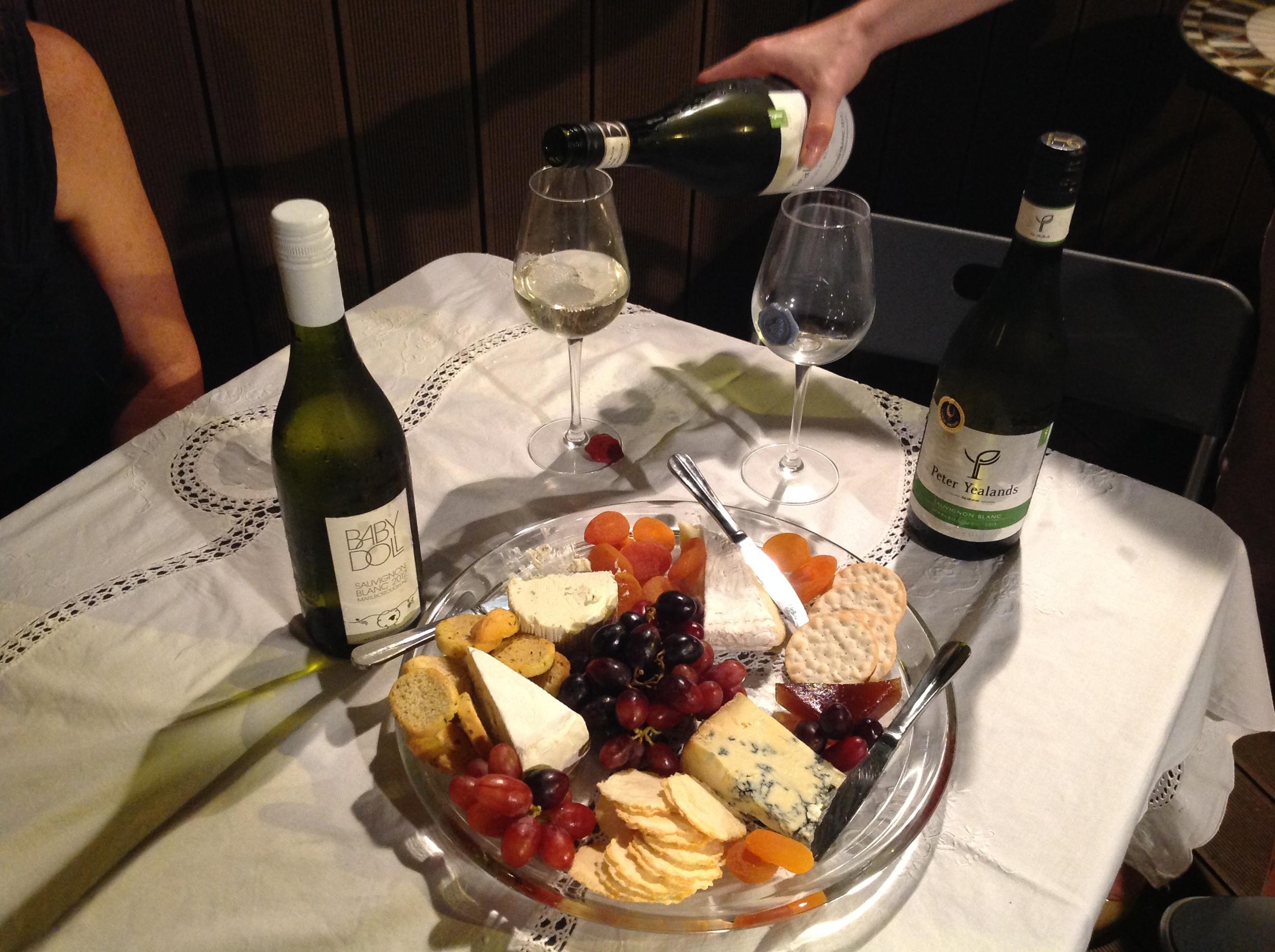 Celebrating International Sauvignon Blanc Day - April 2015