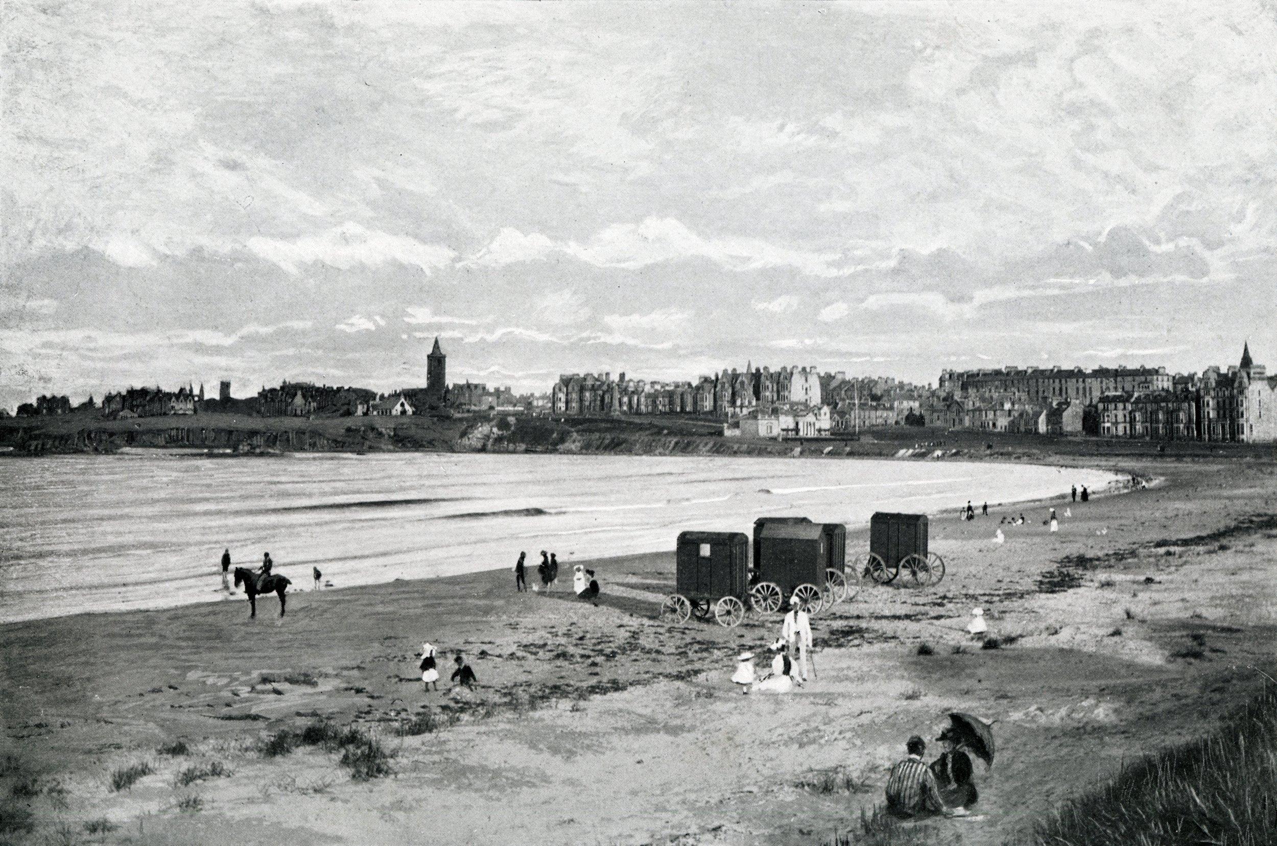 St Andrews Links 1900.jpg