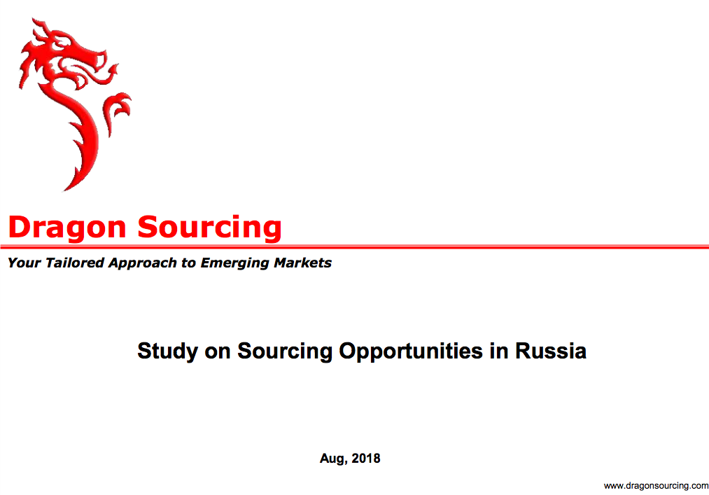 Study on Sourcing Opportunities in Russia