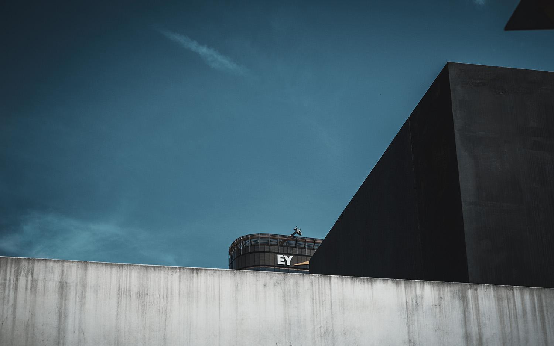 EY.  Circular Quay, Sydney.