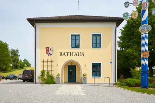 Energetische Sanierung Rathaus Vogtareuth