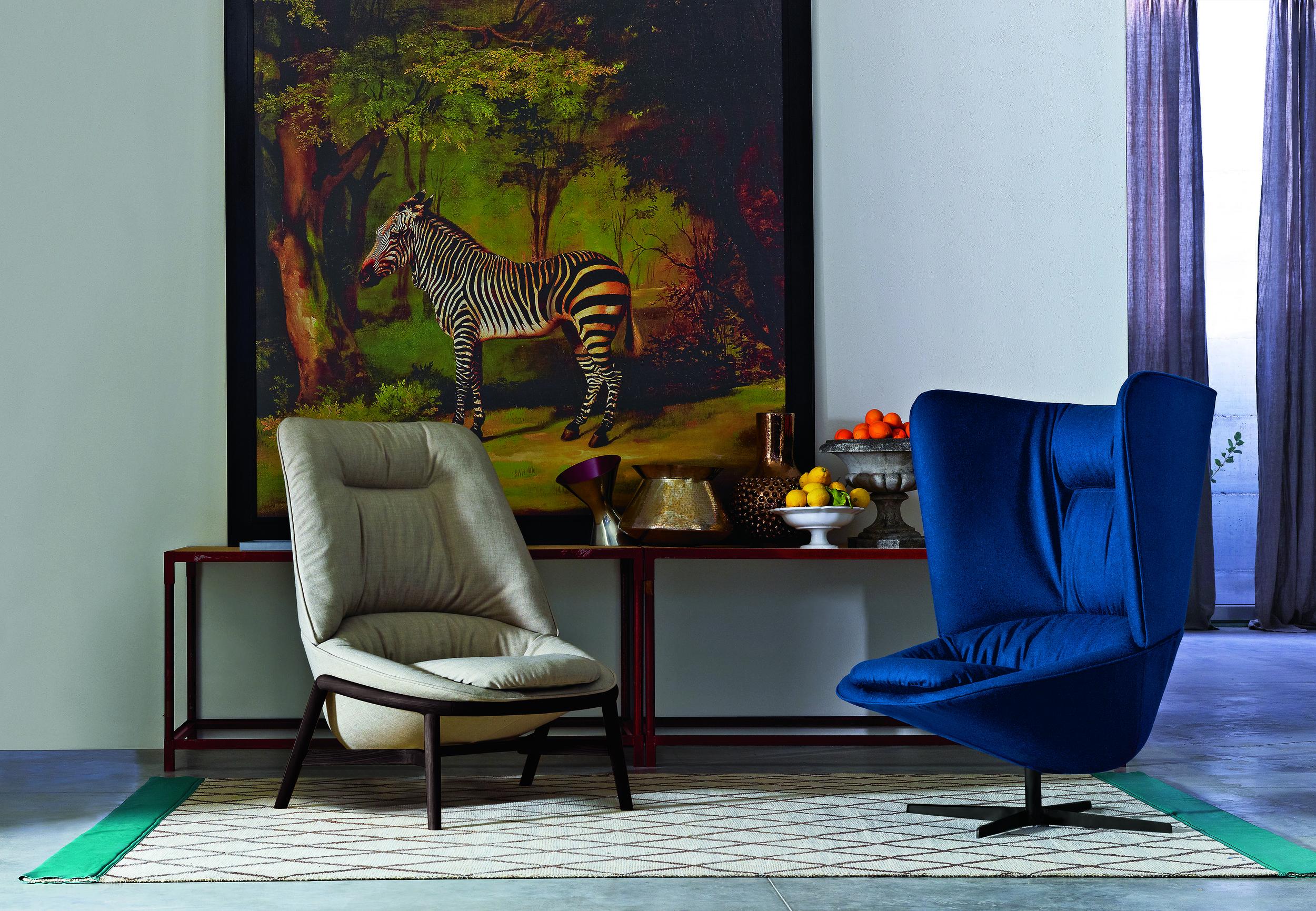 Ladle Chair by Arflex