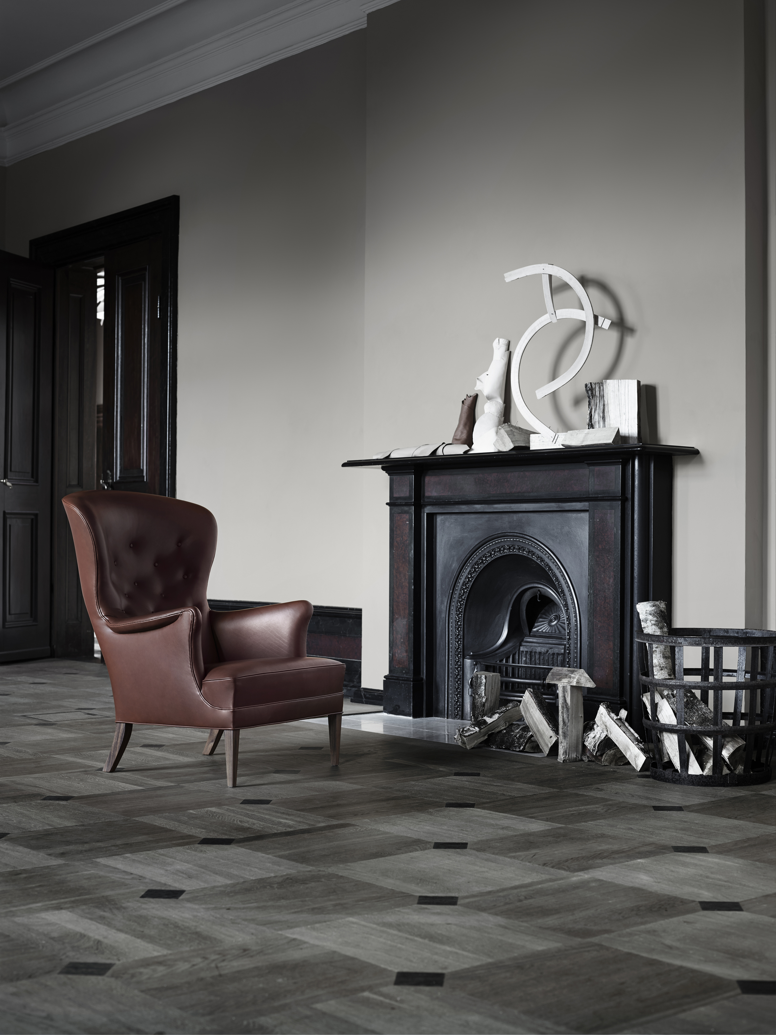 Heritage Chair FH419 from Carl Hansen