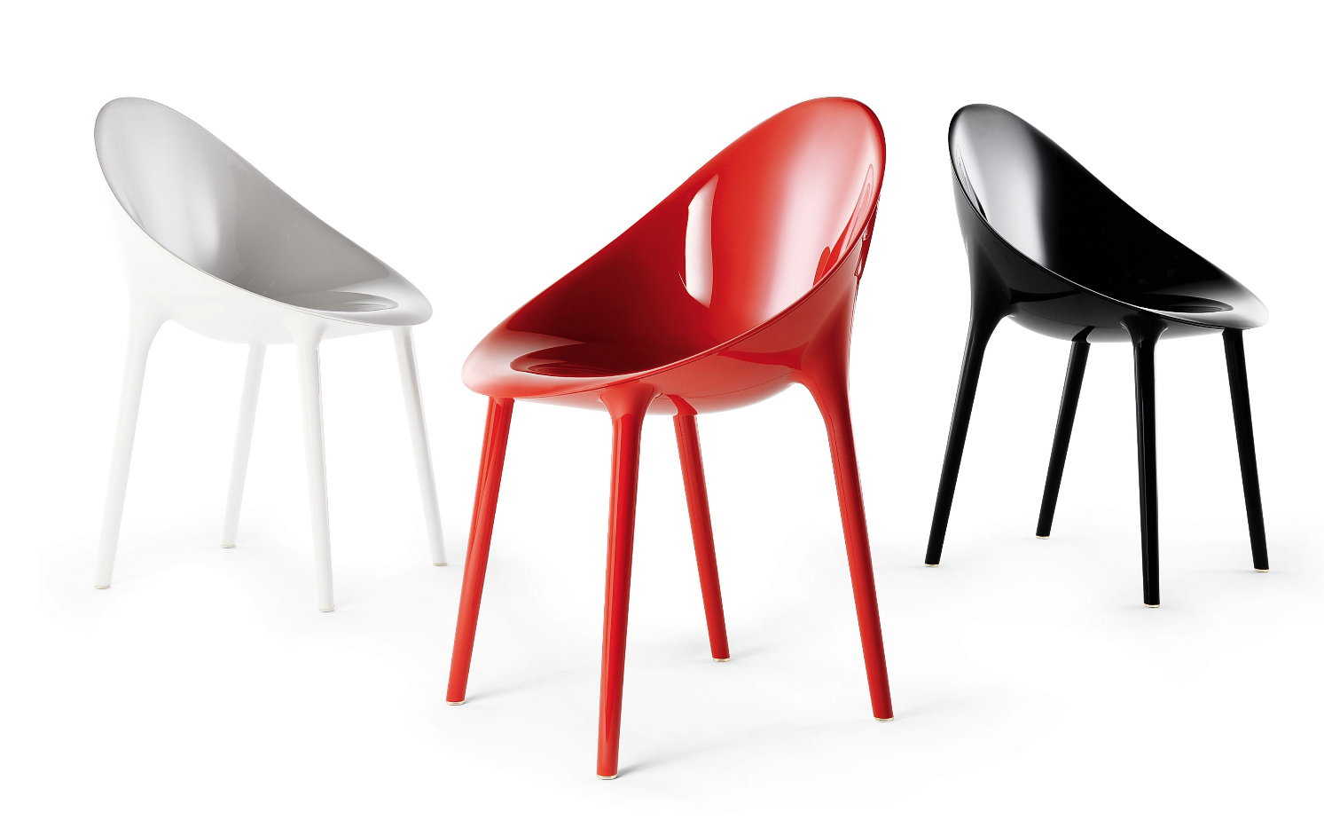Super Impossible Chair by Philippe Starck for Kartell