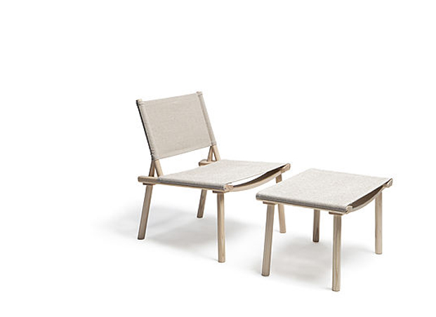 December chair and December XL chairfrom Nikari