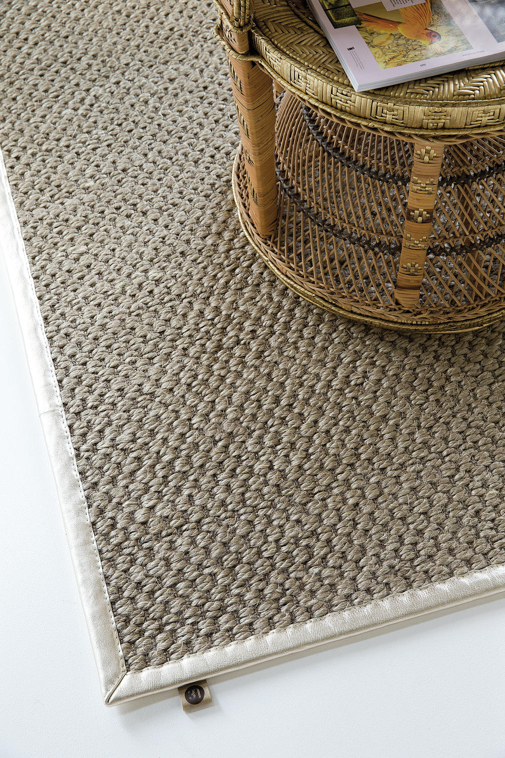 Limited Edition Zoulou sisal area rug