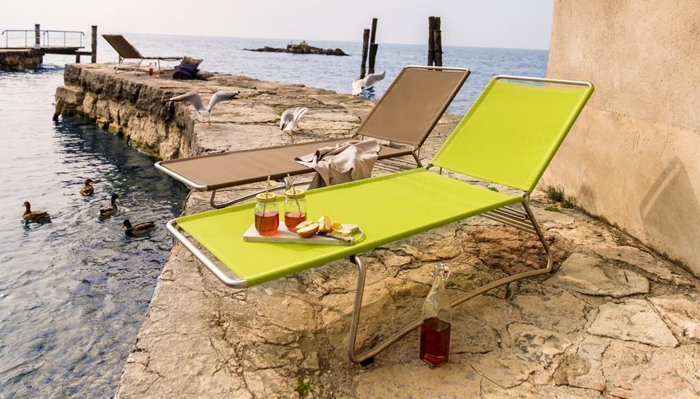Weishaupl Balcony Sun Lounger