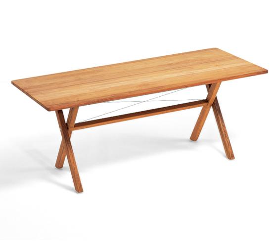 Weishaupl Cross Table