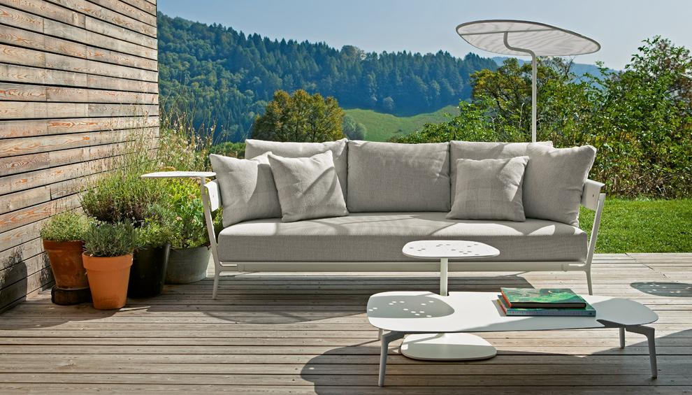 Weishaupl Aikana Sofa for use Outdoor