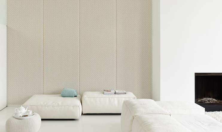 Architextiles Acoustical wall panels from Casalis