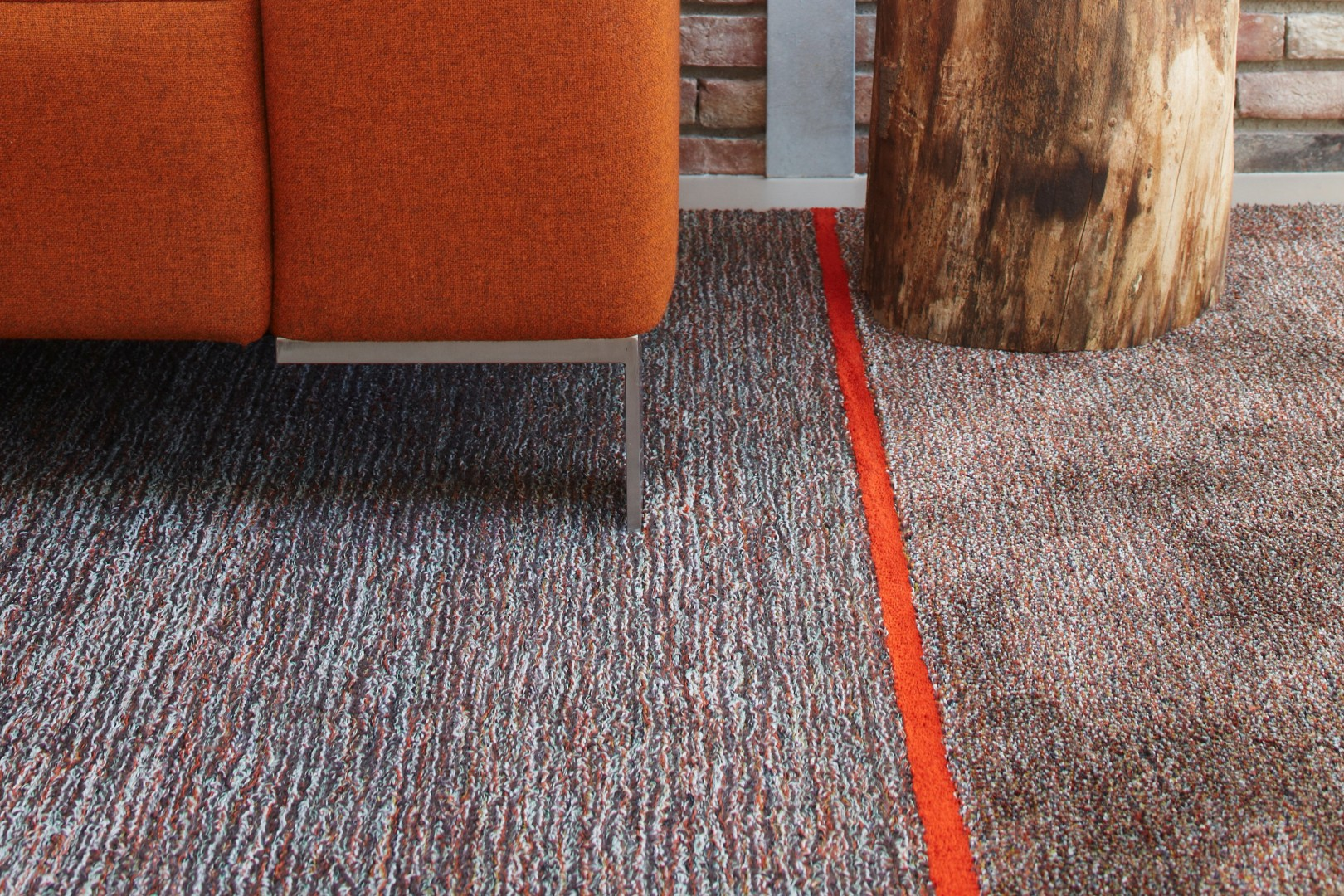 Connect from Carpet Sign