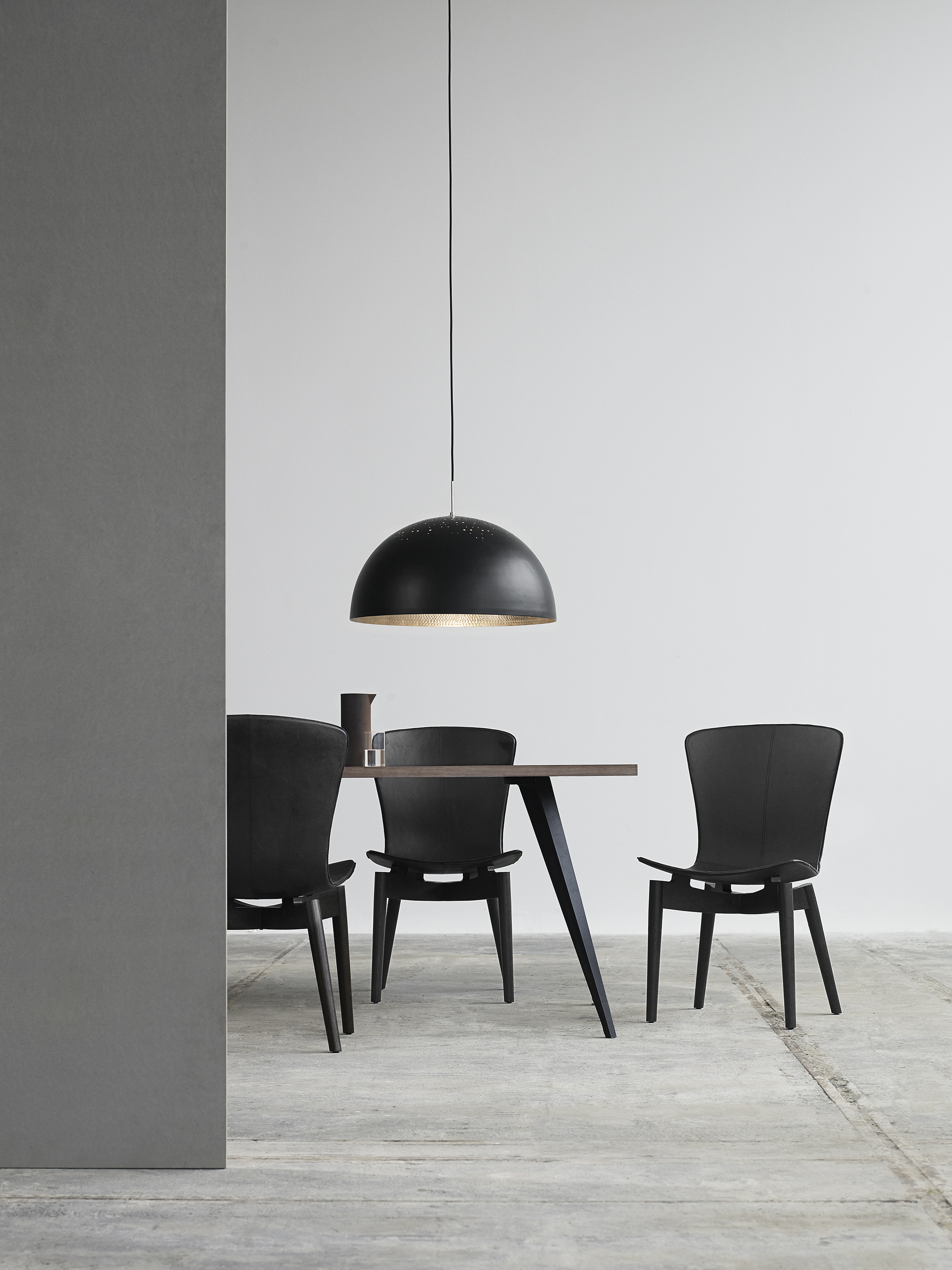 Mater Design Shell Dining Chair