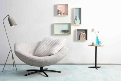 Gigi Lounge Chair from Label