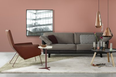Donna Armchair and Valdivia Sofa from Label