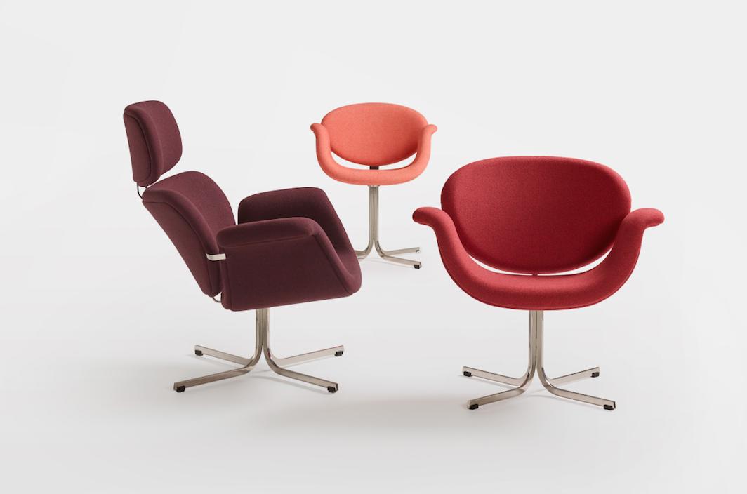 Artifort Tulip Midi chair