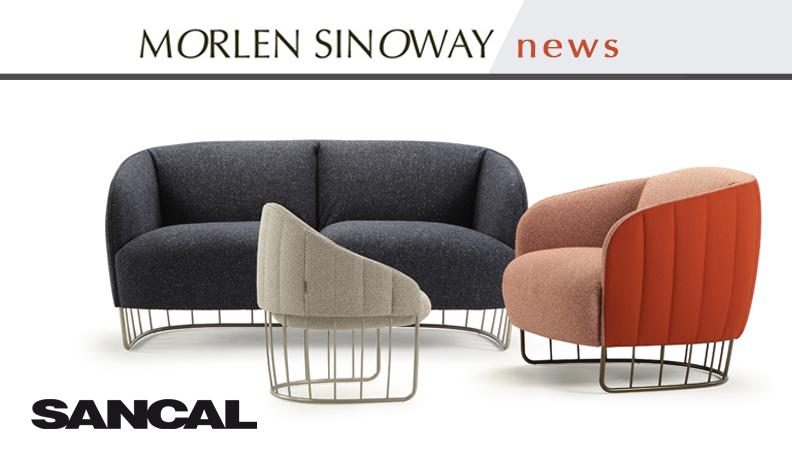 Sancal Tonella Chair, Tonella Lounge Chair, and Tonella Sofa