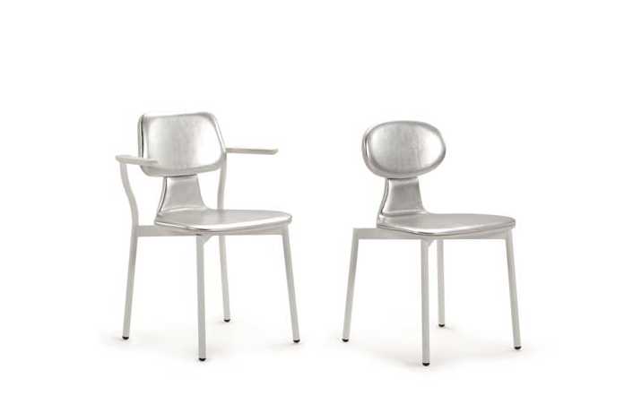Silla40 Chair Series with Metal frames by Nadadora,  starting at $612 List      Are you coming in to town for NeoCon?   Don't forget the Atelier is open 9:30am to 5pm during NeoCon. No appointment necessary and we'd love to see you all! We have many fabulous floor samples to sit test and new Brands to explore for your upcoming projects.  If you haven't heard already - The Guerrilla's are coming to  NeoCon Tuesday, June 14th ! WHAT IS THAT YOU SAY?! THE GUERRILLA'S ARE COMING TO NeoCon?!  YES - YOU HEARD RIGHT!!!  CLICK THE IMAGE BELOW TO GET ALL OF THE DETAILS!