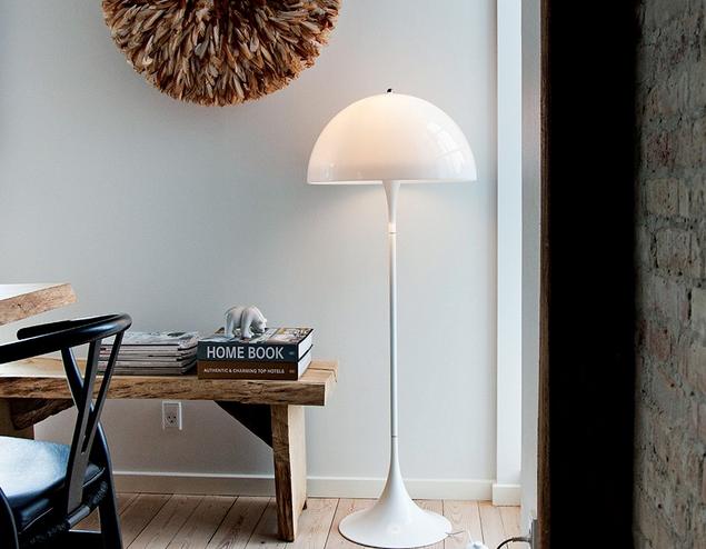 Panthella Floor Lamp from Verner Panton for Louis Poulsen