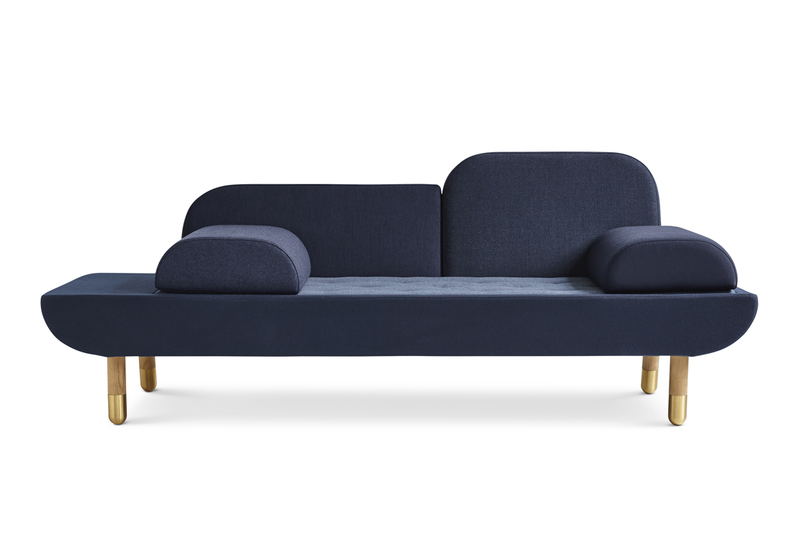 Toward Sofa ,  starting at $4,546 List* in standard fabric