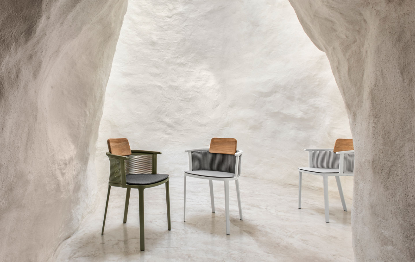 Nicolette chair by Ethimo
