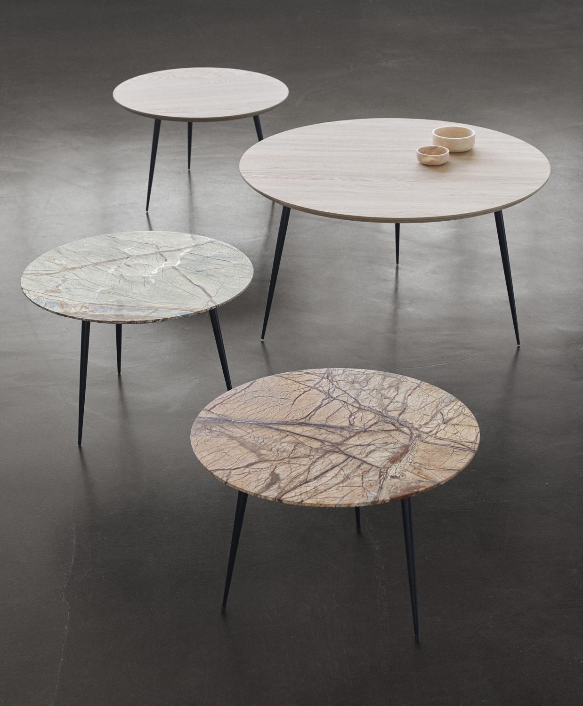 Mater Design Disc table family at Morlen Sinoway