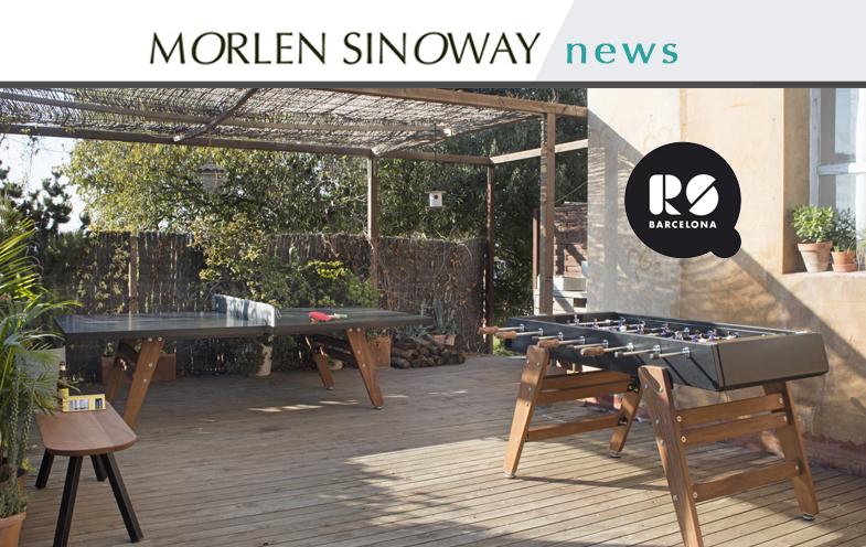 Morlen Sinoway now carries RS Barcelona