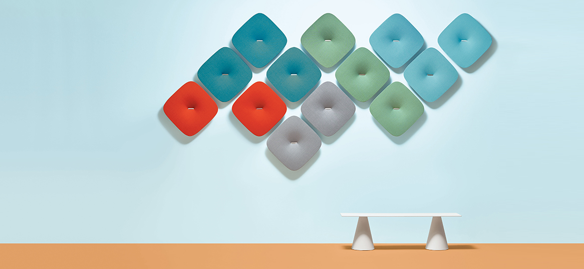 Pedrali Snooze Acoustical panel