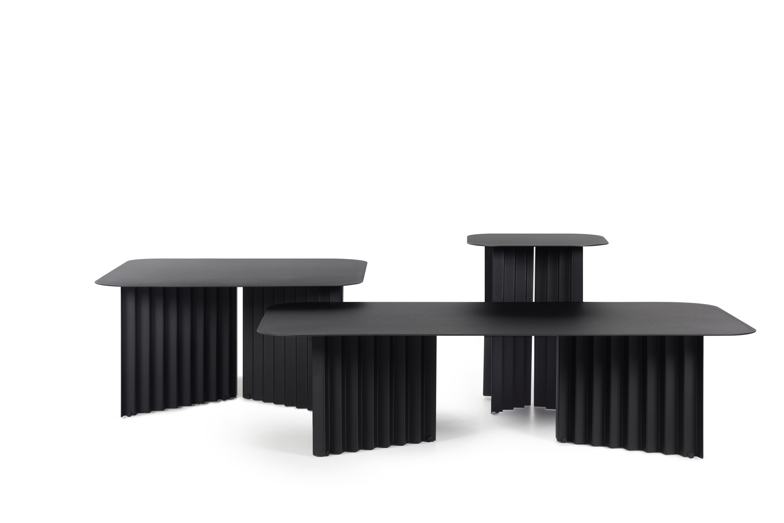 Plec side tables from RS Barcelona