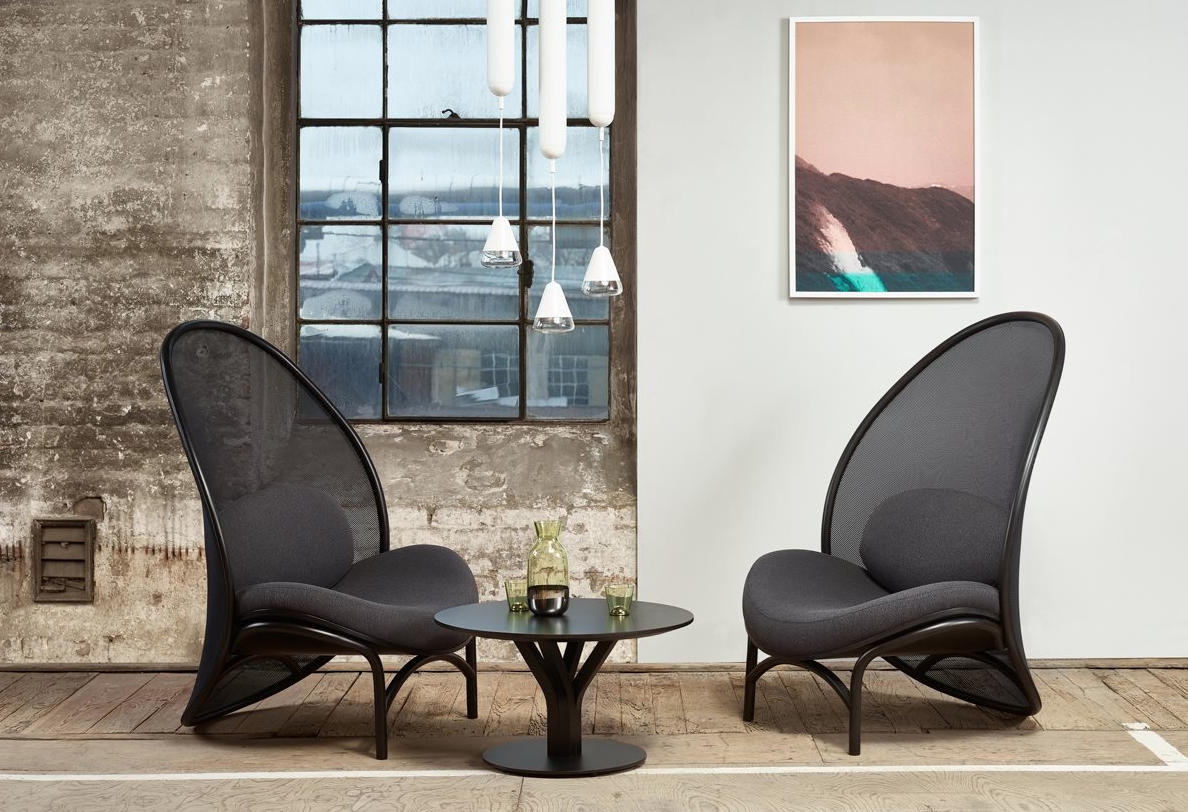 Chips Lounge chair from TON