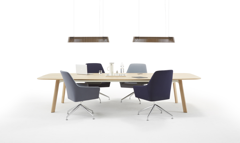 Grid Work table by Arco