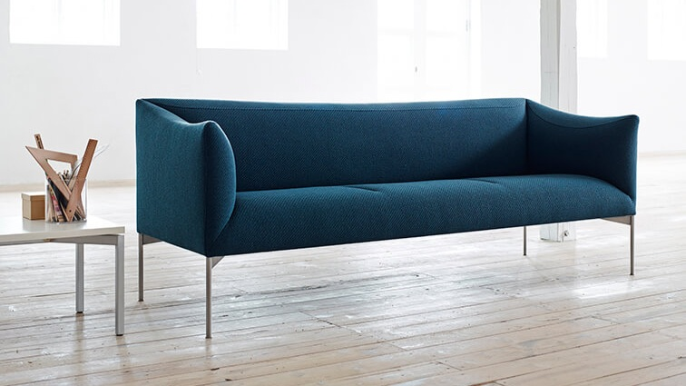 Bow Sofa by Erik Jorgensen