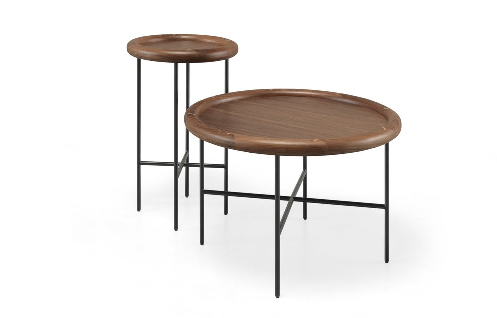 Side by side tables for WeWood