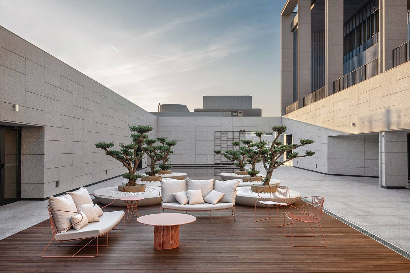 Bolonia Outdoor Collection by ISIMAR outdoor