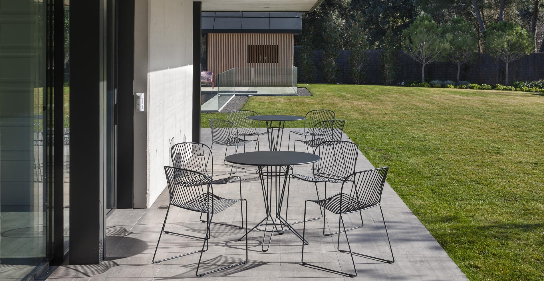 Bolonia Chair by ISIMAR